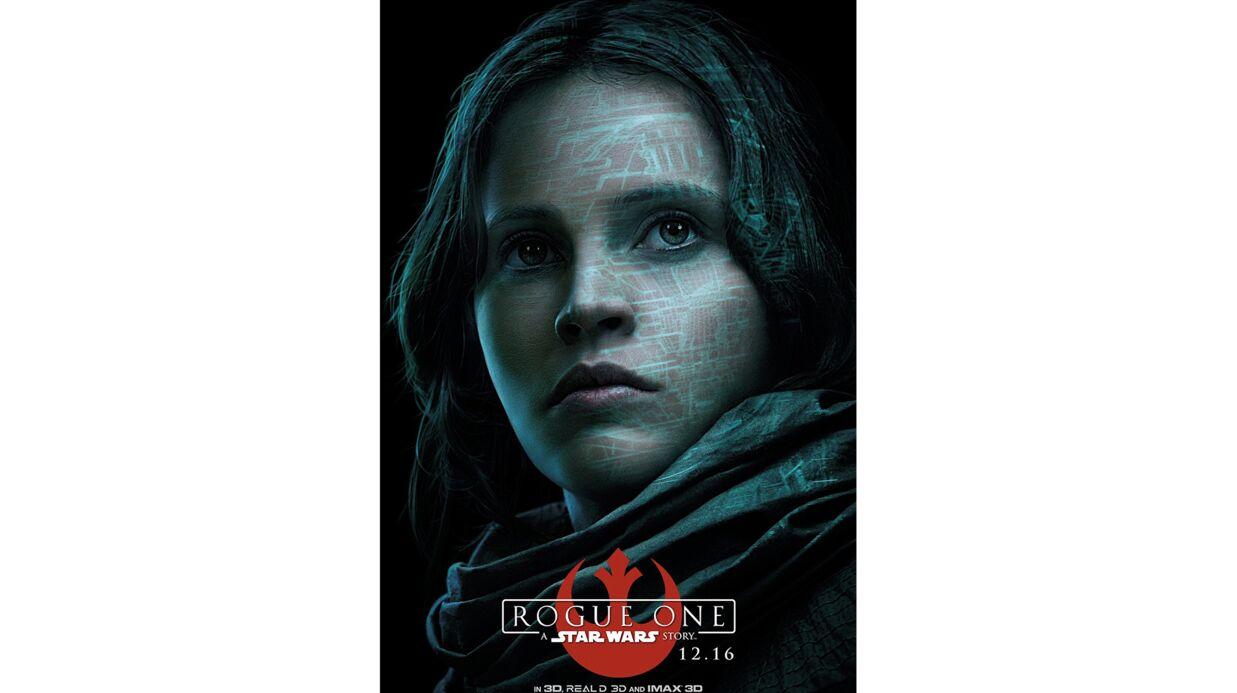 Qui est Felicity Jones, la star d'Inferno et Rogue One?
