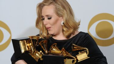 Adele est d'or