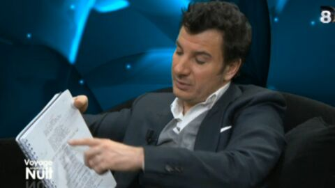 VIDEO Michaël Youn va lire le script de son film durant quatre heures sur D8