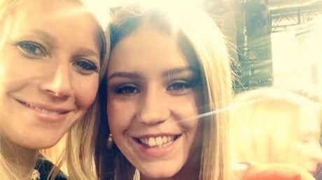 PHOTO Adèle Exarchopoulos: son selfie avec Gwyneth Paltrow