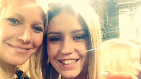 PHOTO Adèle Exarchopoulos : son selfie avec Gwyneth Paltrow