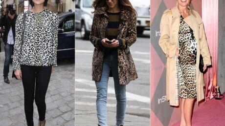 Tendance: la griffe léopard