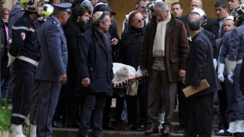 Obsèques de Roger Hanin à Alger: le dernier adieu de ses proches