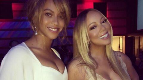 Beyoncé et Mariah Carey prennent la pose ensemble et affolent internet