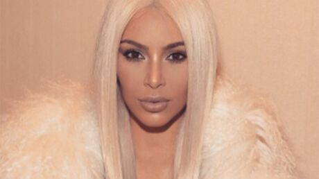 PHOTOS Kim Kardashian de nouveau blonde !