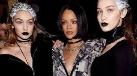 Rihanna fait sensation avec le défilé de sa première collection pour Puma