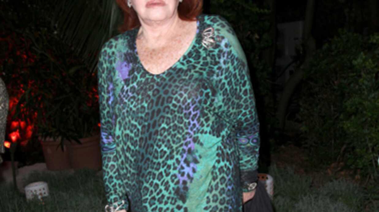 Régine vend sa garde-robe aux enchères