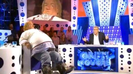 VIDEO Jonathan Lambert en Depardieu… russe!