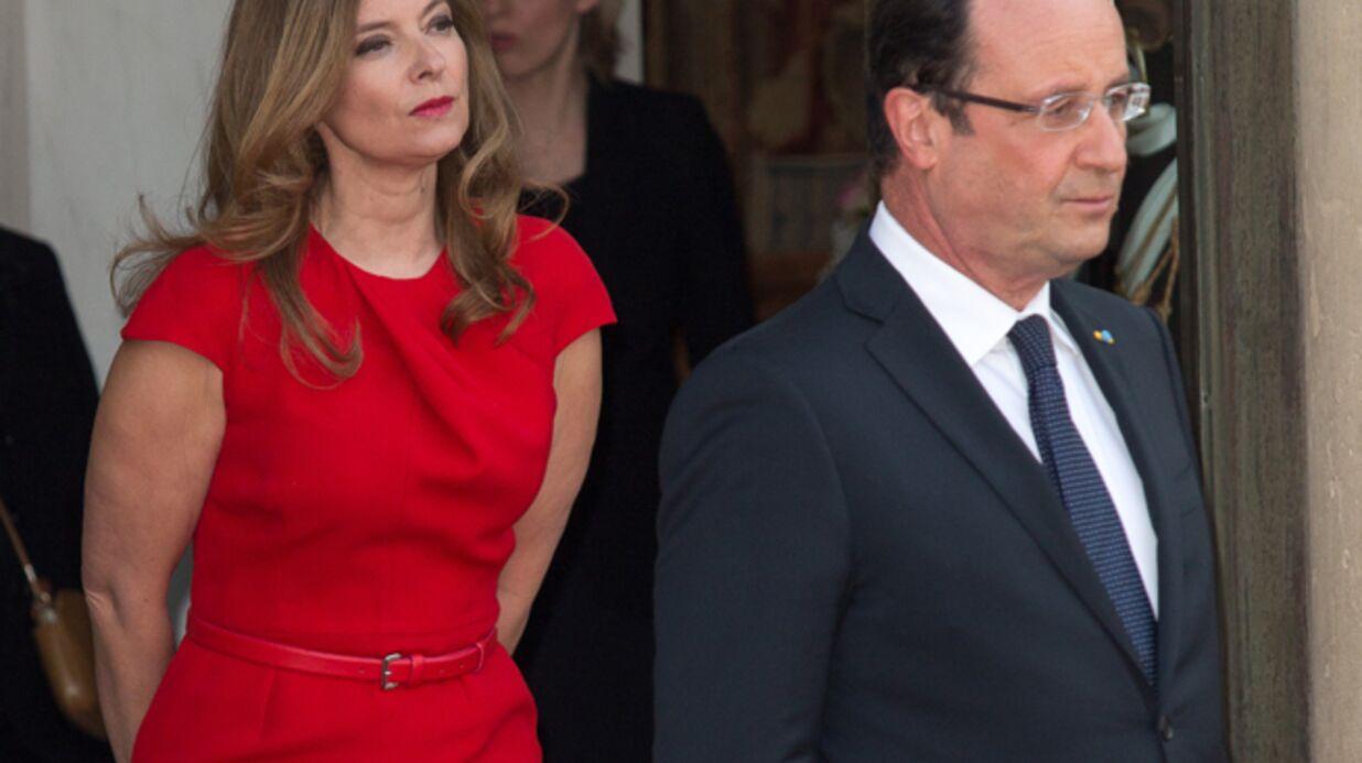 Valérie Trierweiler serait prête à pardonner à François Hollande