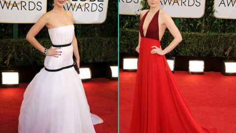 PHOTOS Golden Globes 2014 : les plus belles robes