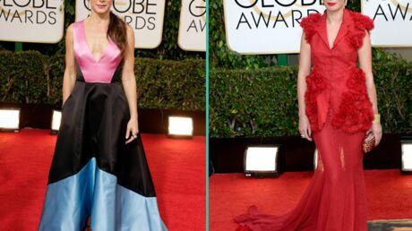 PHOTOS Golden Globes 2014: les pires looks