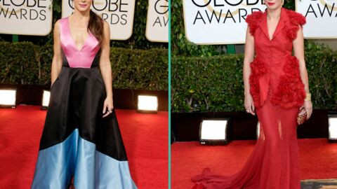 PHOTOS Golden Globes 2014 : les pires looks