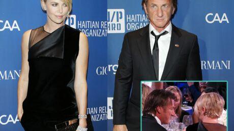 Sean Penn et Charlize Theron: leur histoire d'amour enfin officialisée!