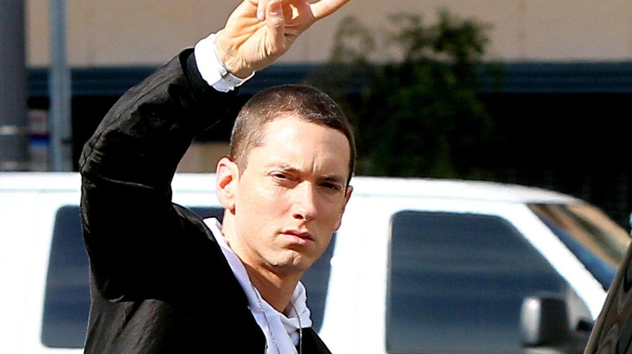 Eminem répond à l'appel de la famille d'un fan mourant