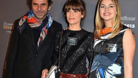 PHOTOS Révélations César 2015: les acteurs soutiennent Charlie