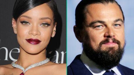 Rihanna et Leonardo DiCaprio se seraient embrassés lors de la fête Playboy!