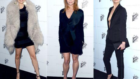 PHOTOS Défilé Stella McCartney: Amber Valleta sexy, Nicole Richie inquiétante
