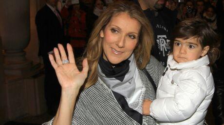 DIAPO Céline Dion: ses jumeaux Eddy et Nelson ont changé de look, fini les cheveux longs