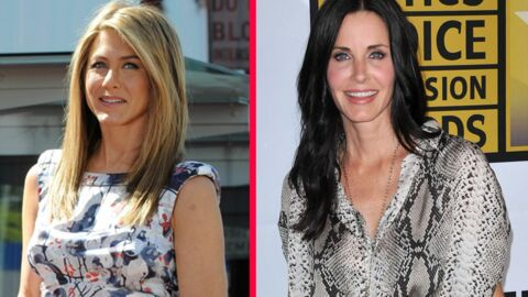 Jennifer Aniston et Courteney Cox : enfin la réconciliation !