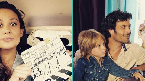 PHOTOS Les coulisses du tournage plein de bonne humeur de Clem saison 6