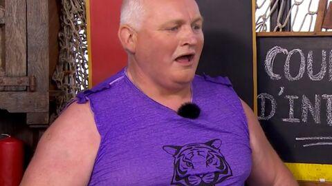 Thierry Olive (L'amour est dans le pré): à 131 kilos, il s'est mis au sport et envisage un régime