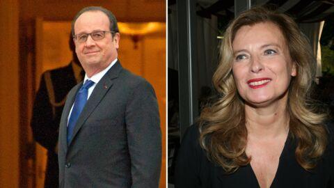 Valérie Trierweiler prend la défense de François Hollande dans l'affaire du coiffeur de l'Élysée