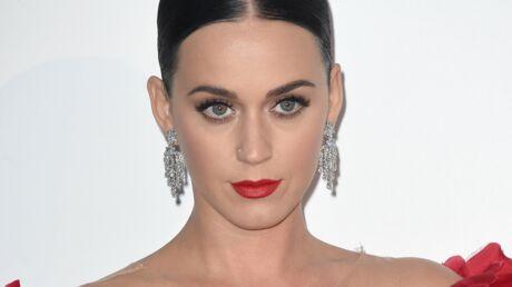 PHOTO Katy Perry: son astuce beauté qui fait peur à ses fans