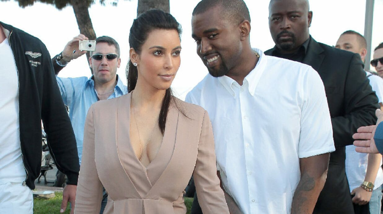 PHOTO Kanye West a-t-il posté une photo de Kim Kardashian nue ?