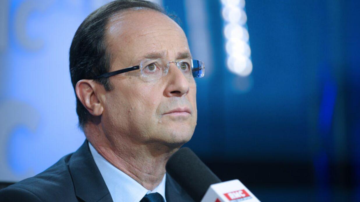 François Hollande furieux après le tweet de Valérie Trierweiler