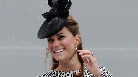DIAPO Kate Middleton radieuse pour un baptême spectaculaire