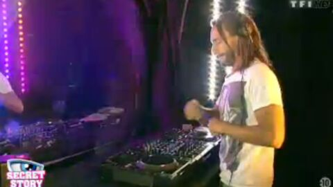 Bob Sinclar vole au secours de Secret Story 7