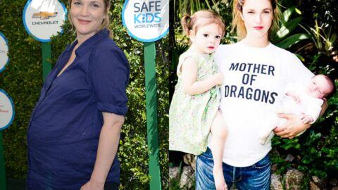 PHOTOS Deux mois après son accouchement, Drew Barrymore est étonnamment mince