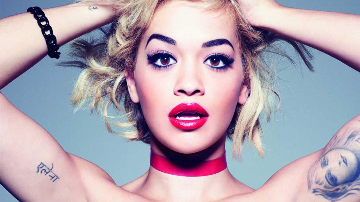 Rita Ora, british égérie Rimmel jusqu'au bout des ongles