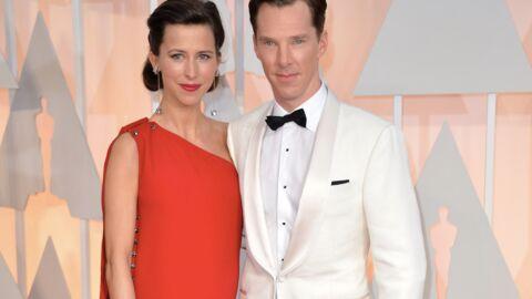 Benedict Cumberbatch est papa!