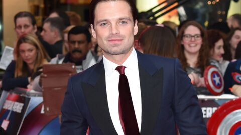 PHOTOS Sebastian Stan (Captain America) : interloqué, il assiste aux fiançailles d'un couple par surprise