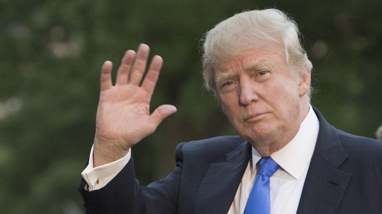 PHOTOS Donald Trump s'est incrusté sur des photos de mariage… au Trump National Golf