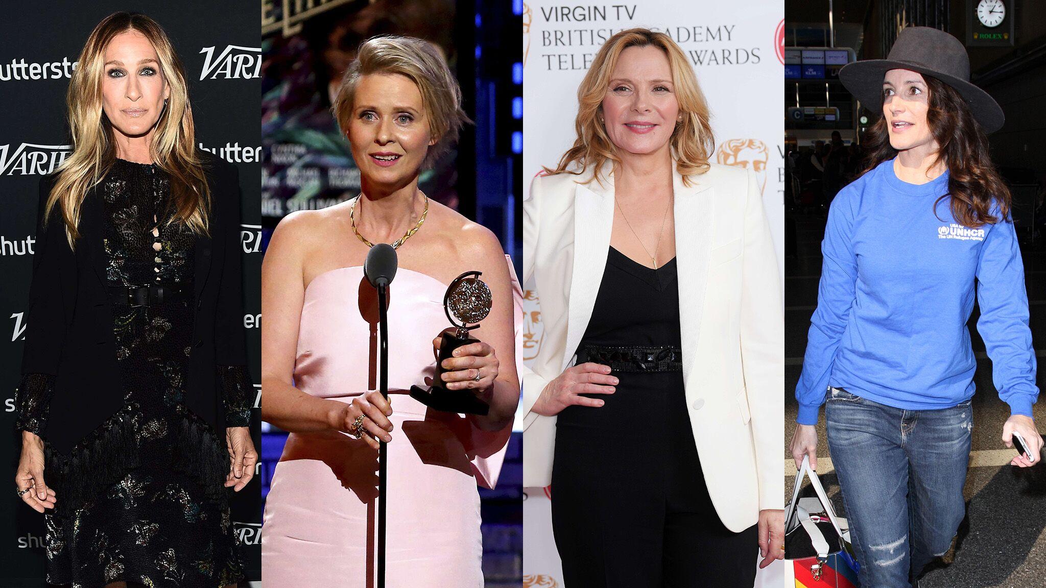 d12d1c65187bb6 Sex and the City : que sont devenues les quatre héroïnes de la série ...