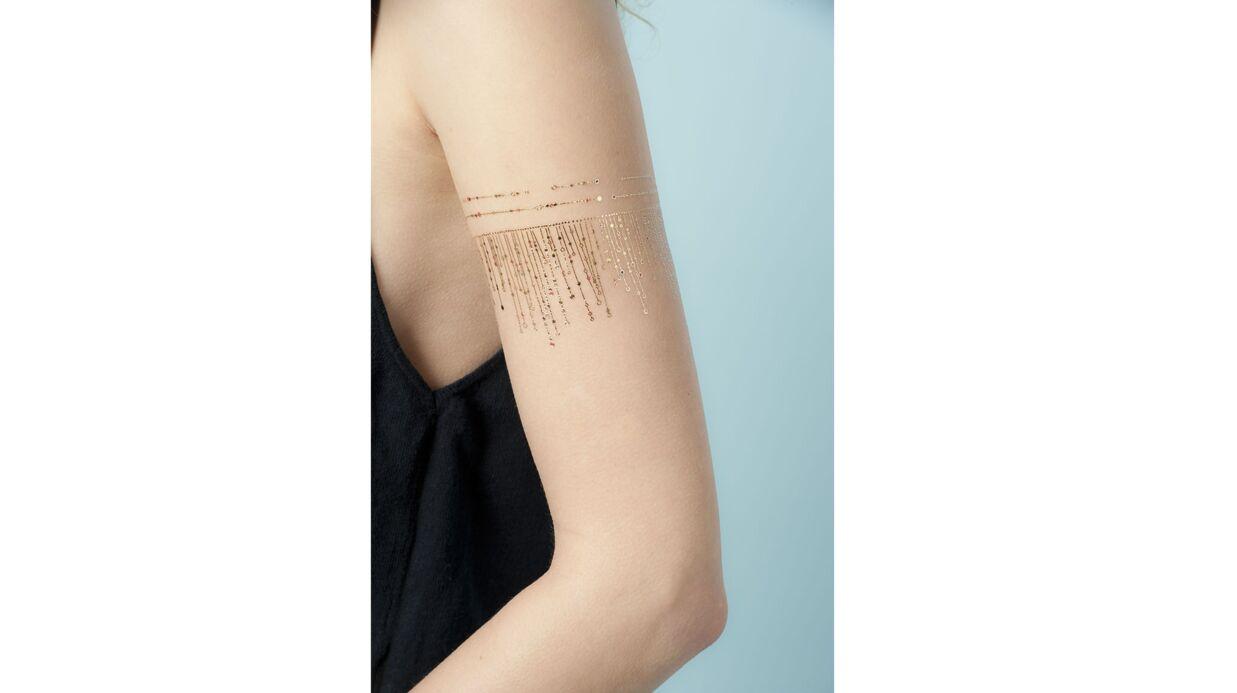 Tatouage éphémère: 8 bonnes raisons de craquer pour les décalco fun de Tattoofab