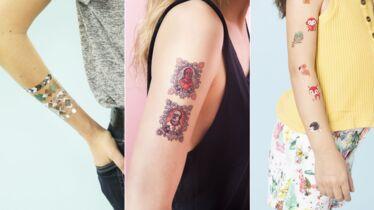 Tattoo compris