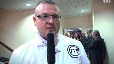 VIDEO Ludovic (MasterChef): le Nord lui fait un triomphe