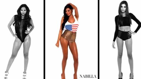 VIDEO Nabilla super sexy dans le dernier clip de Make the girl dance