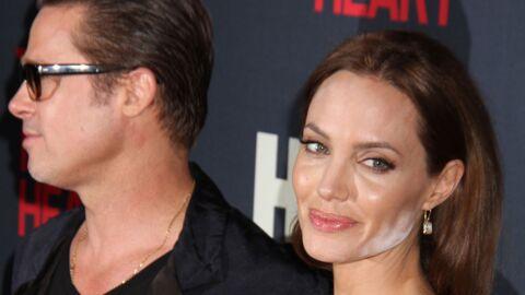 PHOTOS Le gros faux pas maquillage d'Angelina Jolie