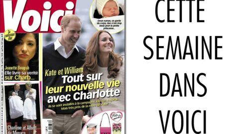 C'est dans Voici: Kate et William, tout sur leur nouvelle vie avec Charlotte