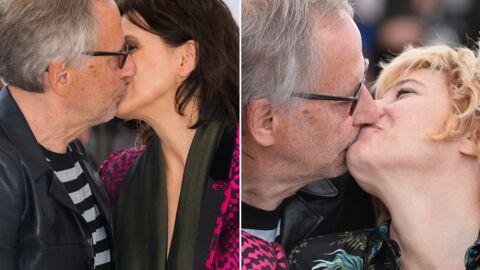 Cannes 2016: Fabrice Luchini emballe Juliette Binoche ET Valeria Bruni-Tedeschi en plein photocall