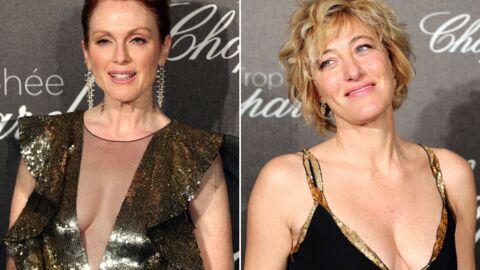 PHOTOS Cannes 2016: Julianne Moore et Valeria Bruni-Tedeschi très décolletées pour Chopard