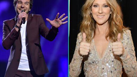 PHOTO Eurovision: Céline Dion apporte son soutien à Amir avec une délicate attention
