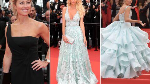 PHOTOS Cannes 2016: Anne-Sophie Lapix glamour, le décolleté incendiaire de Victoria Silvstedt pour Ma Loute