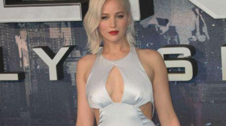Jennifer Lawrence s'est pris la honte devant  J.J. Abrams et Harrison Ford