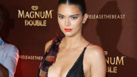 PHOTOS Cannes 2016: Le décolleté abyssal de Kendall Jenner à la soirée Magnum