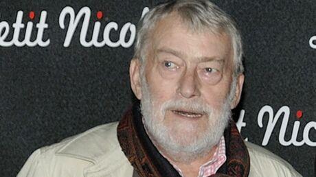 Mort de l'acteur français Michel Duchaussoy